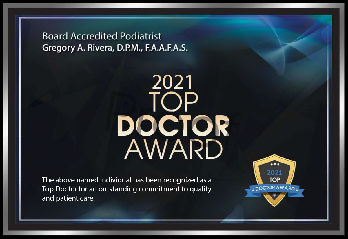 2021 Top DOCTOR AWARD